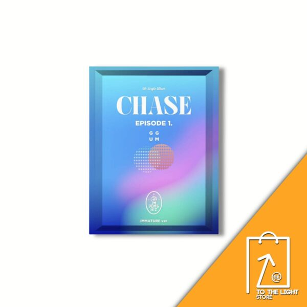 5th Single de DONGKIZ CHASE EPISODE 1. GGUM IMMATURE Ver. Poster