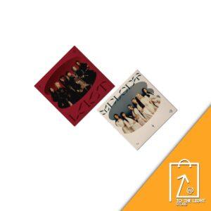 Album autografiado de EVERGLOW LAST MELODY SET Ver.