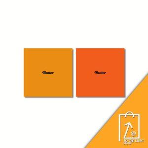 Album de BTS Butter Random Ver. Poster Weverse Gift