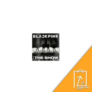 BLACKPINK 2021 THE SHOW Kit Video Benefit Gift