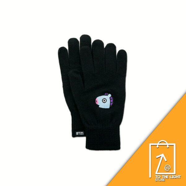 BT21 BTS Line Friends Collaboration Knit Gloves