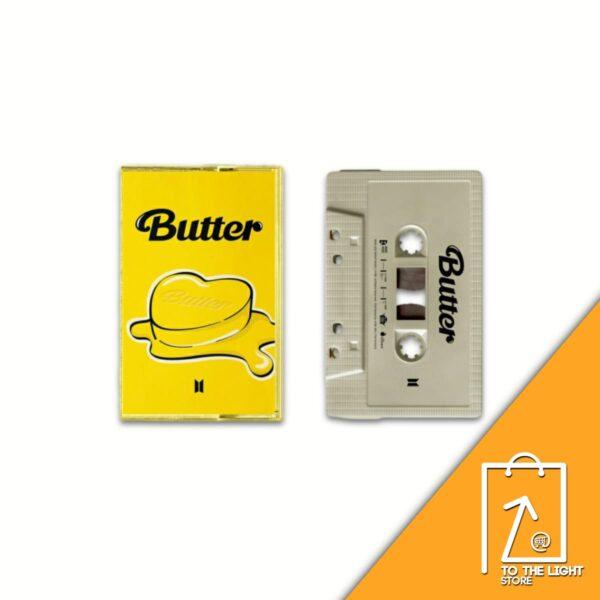 Cassette de BTS Butter