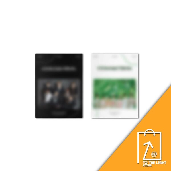 Vol.2 UP10TION CONNECTION Illuminate Ver. o Silhouette Ver. Poster