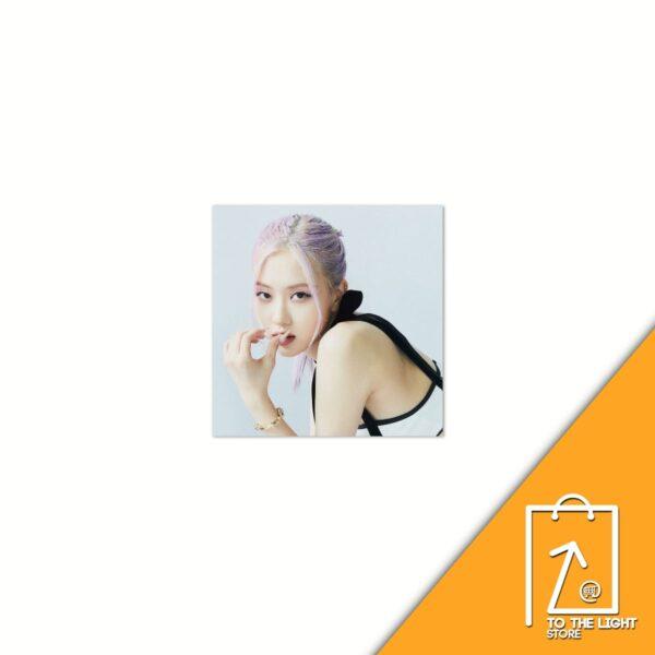 1st FULL ALBUM de BLACKPINK THE ALBUM Version Japonesa Standard Edition CD...