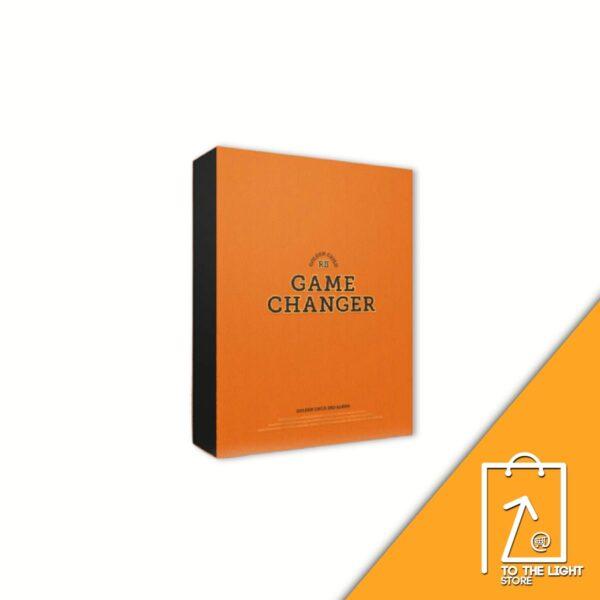 2nd Album de Golden Child Game Changer Edicion limitada