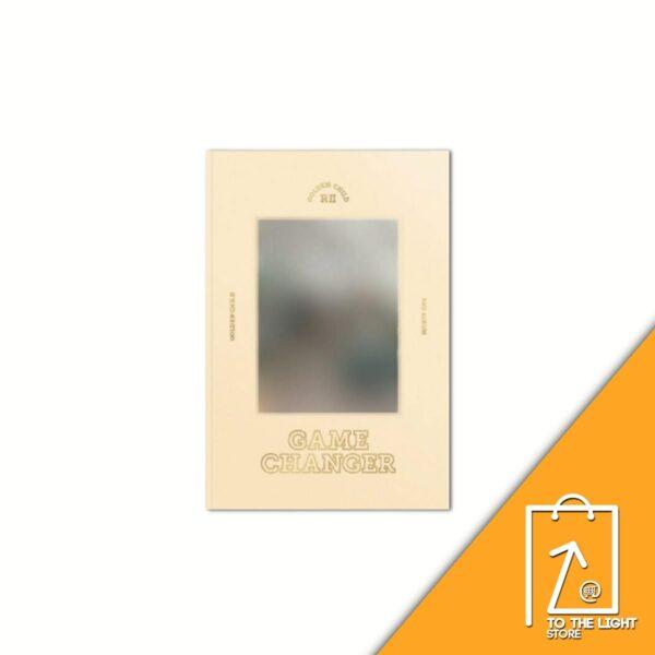 2nd Album de Golden Child Game Changer Standard Edition A Ver.