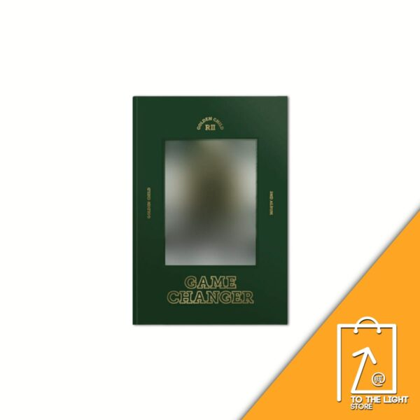 2nd Album de Golden Child Game Changer Standard Edition B Ver.