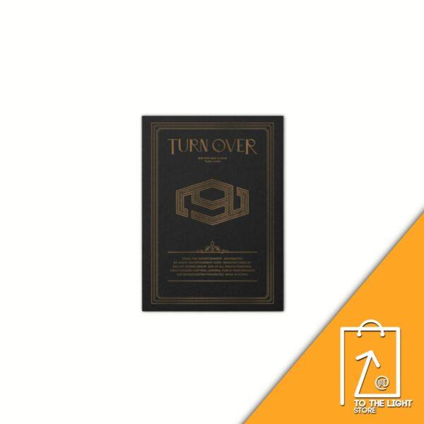 9th Mini Album de SF9 TURN OVER Standard Edition SET Ver.