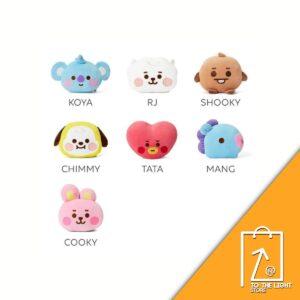BT21 BTS Line Friends Collaboration Baby Hand Warmer Cushion