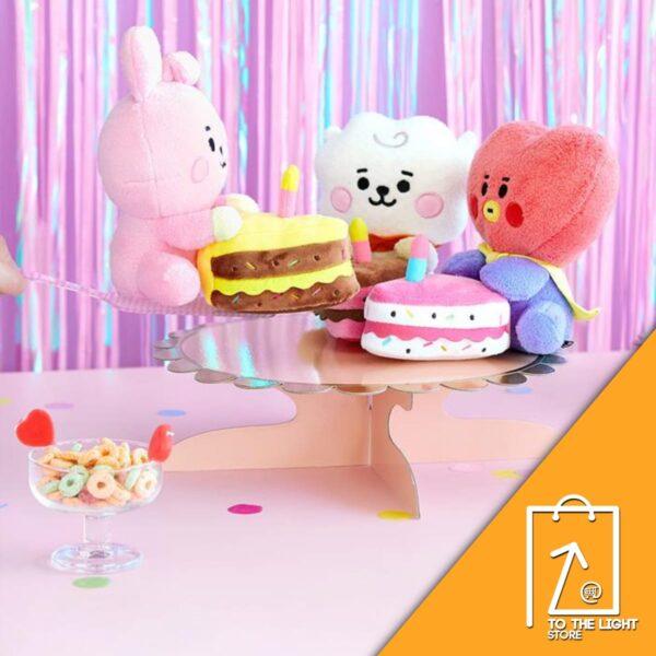 BT21 BTS Line Friends Collaboration Baby Lighting Cake Doll