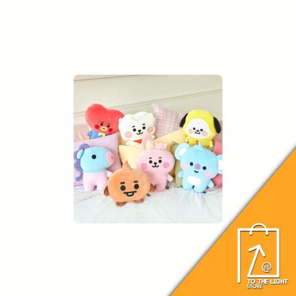 BT21 BTS Line Friends Collaboration Basic Hug Me Cushion