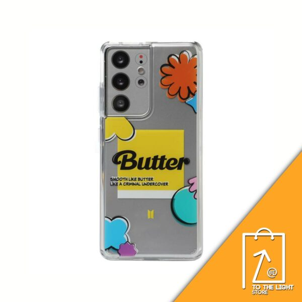 BTS Butter Goods Funda para telefono Galaxy Butter Ver.