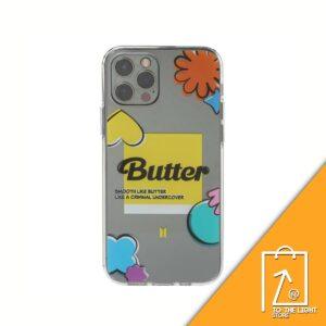 BTS Butter Goods iPhone Phone Case Butter Ver.