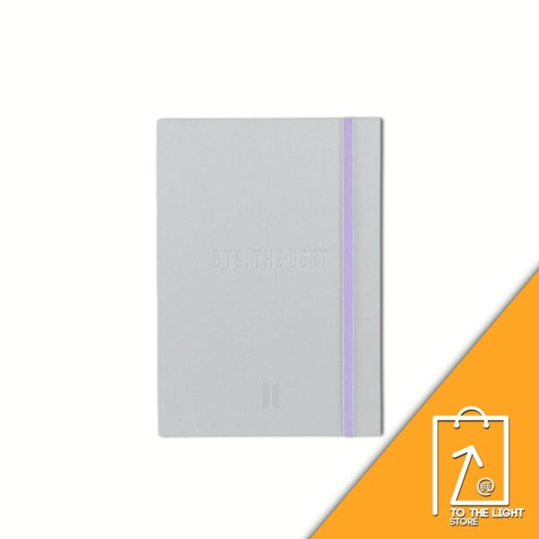 BTS THE BEST Goods NoteBook