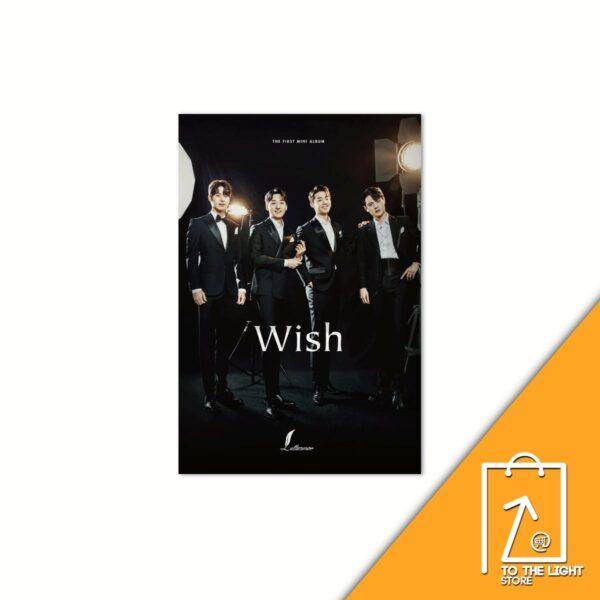Letteamor 1st Mini Album Wish CLASSIC Ver. CD