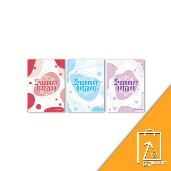 Mini album especial de DREAMCATCHER Summer Holiday Edicion normal I.Ver F. Ver o T Ver. Disponibles