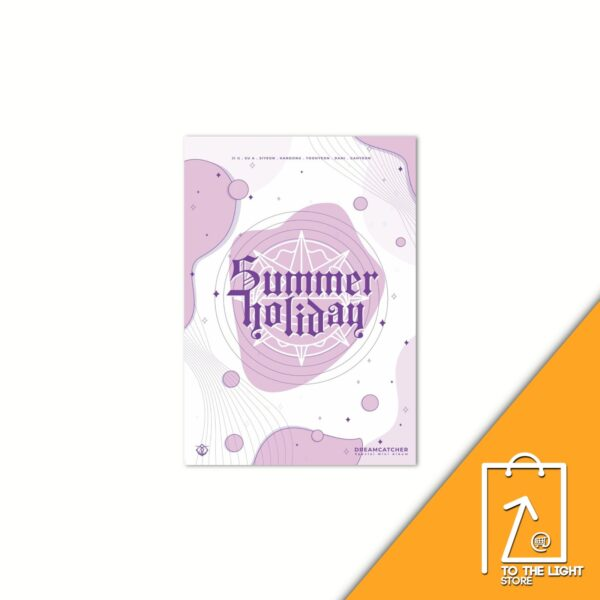 Mini album especial de DREAMCATCHER Summer Holiday Edicion normal T Ver.