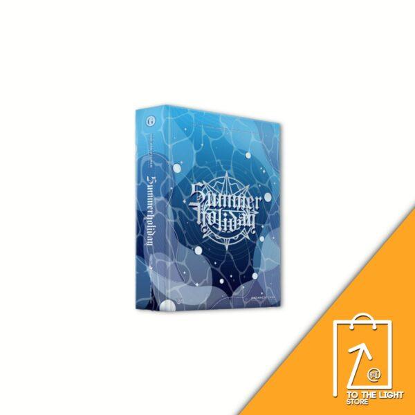 Mini album especial de DREAMCATCHER Summer Holiday edicion limitada G.Ver