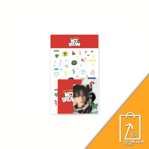 PHOTO CARD DECO SET de NCT DREAM Hot Sauce