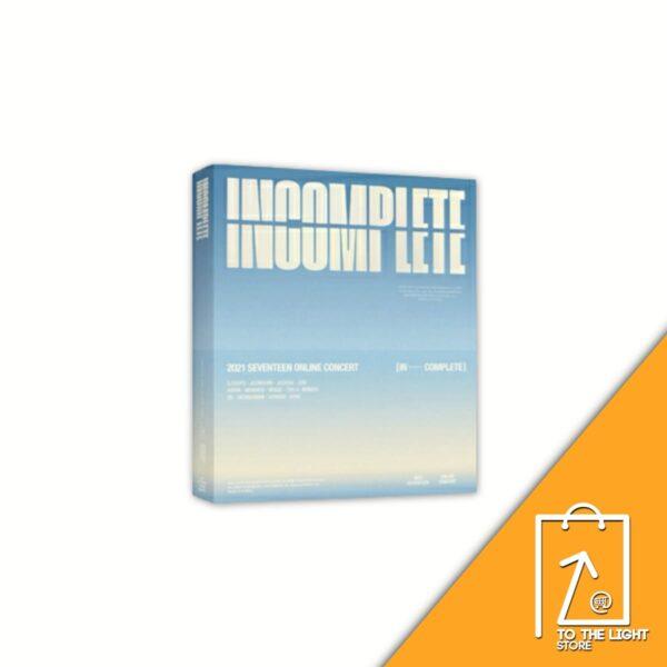 SEVENTEEN 2021 On line CONCERT IN COMPLETE DVD