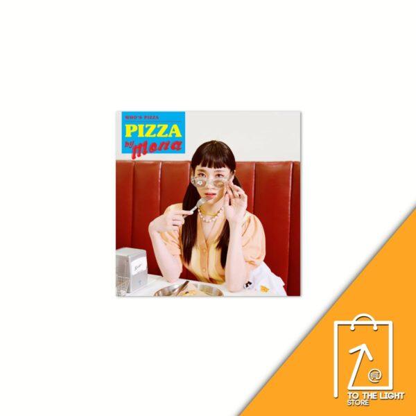 Single Album de MONA WHOS PIZZA CD