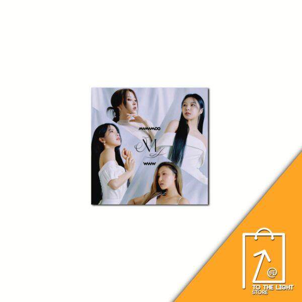 11th Mini Album de MAMAMOO WAW Japanese Edition Standard Edition