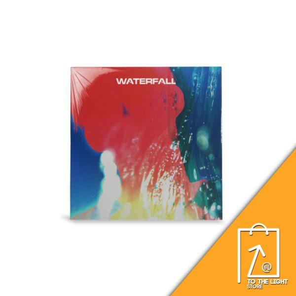 1st Full Album de B.I Ex IKON WATERFALL LP VER.