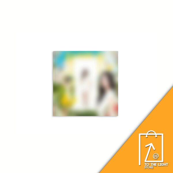 1st Mini Album de KWON EUNBI Ex de IZONE OPEN IN Ver.