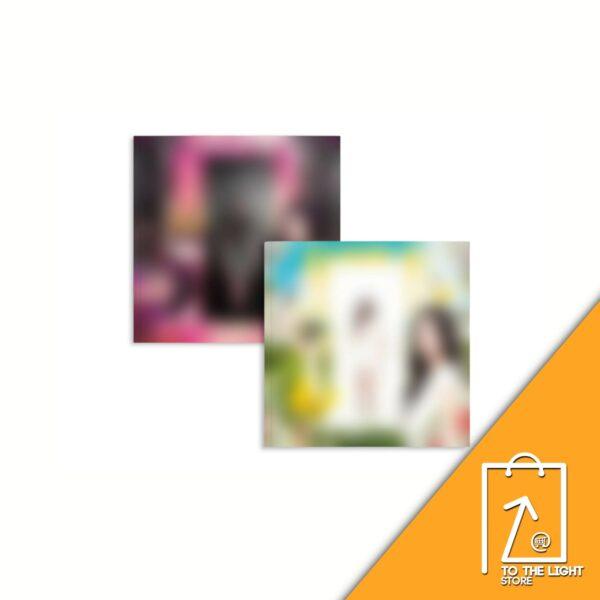 1st Mini Album de KWON EUNBI Ex de IZONE OPEN SET Ver.