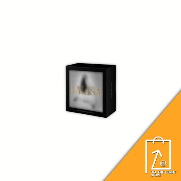1st Single Album de LISA BLACKPINK LALISA KIT ALBUM Ver.