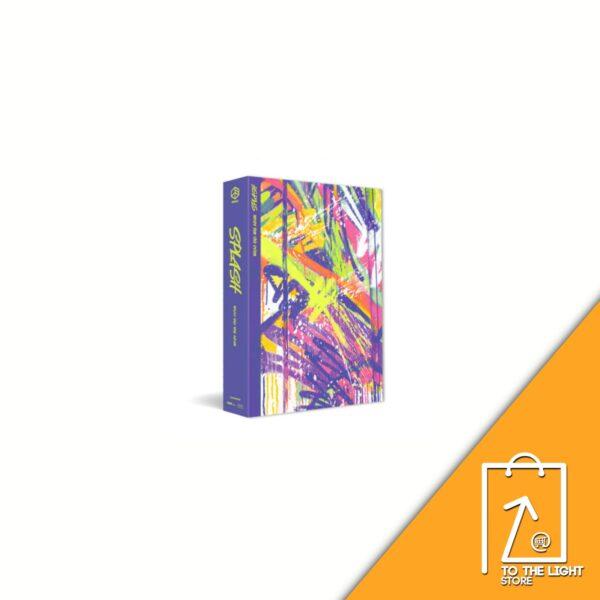 2nd Mini Album de MIRAE Splash Cool Ver.