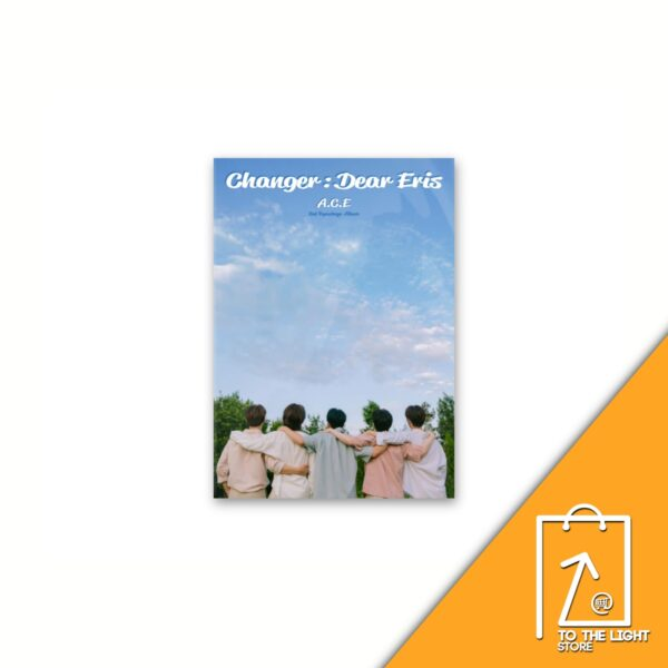 2nd REPACKAGE ALBUM de A.C.E Changer Dear Eris