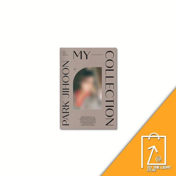 4th Mini Album de PARK JIHOON My Collection cubism ver.