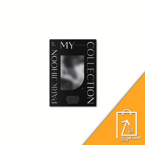 4th Mini Album de PARK JIHOON My Collection realism ver