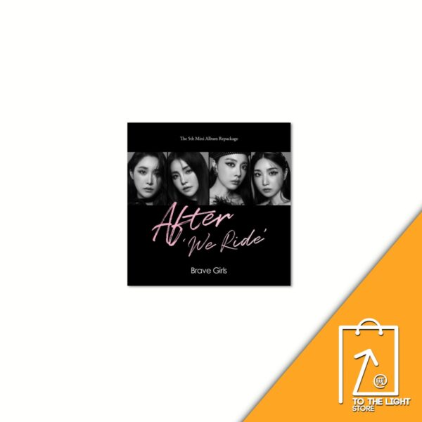 5th Mini Album Repackage de Brave girls After 'We Ride