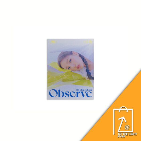 5th Mini Album de Baek A Yeon Observe 2