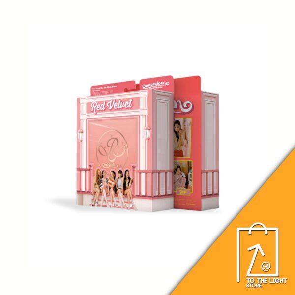 6th Mini Album de RED VELVET Queendom Case VER. 2