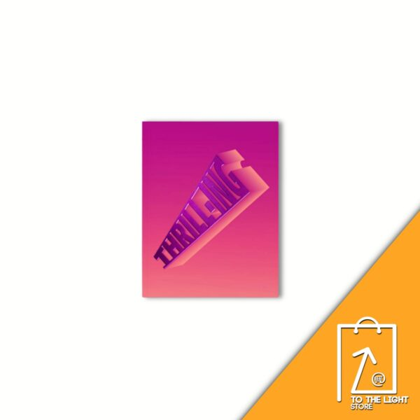 6th Mini Album de THE BOYZ THRILL ING BANG Ver.