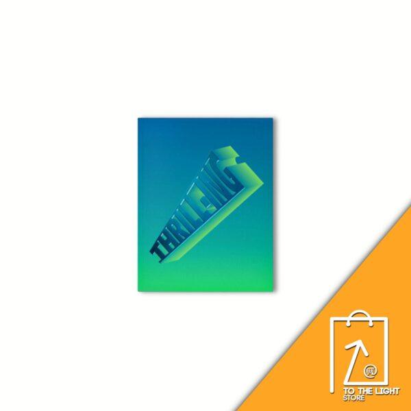 6th Mini Album de THE BOYZ THRILL ING KICK Ver.