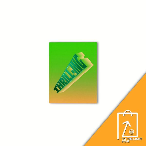 6th Mini Album de THE BOYZ THRILL ING SPLASH Ver.