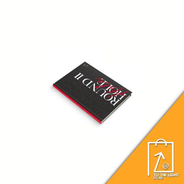 6th Mini Album de VERIVERY SERIES O ROUND 2 HOLE REALITY Ver.