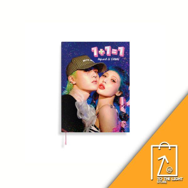 1st Mini Album de HyunADAWN 111