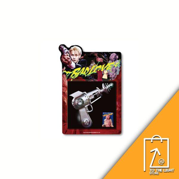 1st Mini Album de KEY SHINee BAD LOVE SPACE RAY GUN Ver.