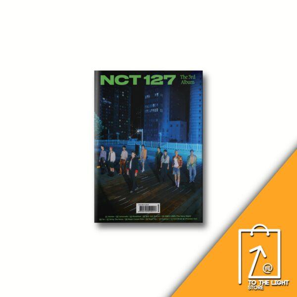 3rd Album de NCT127 Sticker Seoul Ver.