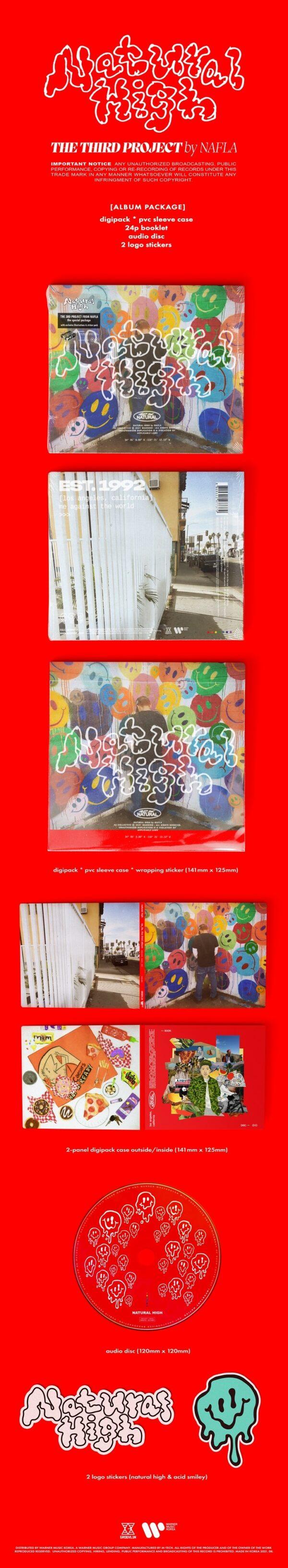 Nafla Album Vol. 3 Natural High 1.1