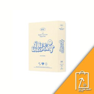 ONF THE 1ST REALITY Dive Into ONF DVD 3 DISC