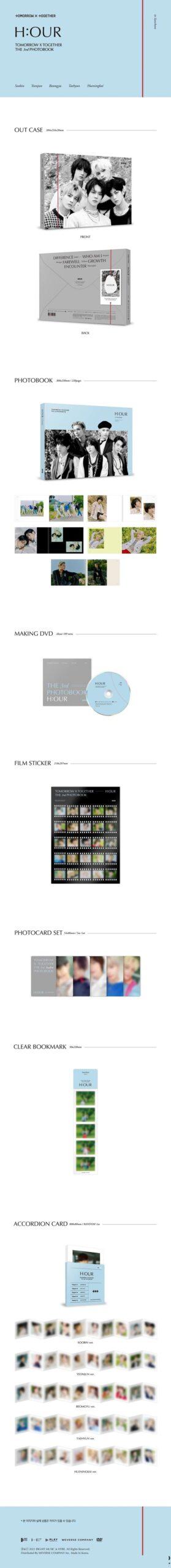 TXT The 3rd Photobook HOUR In Suncheon 1