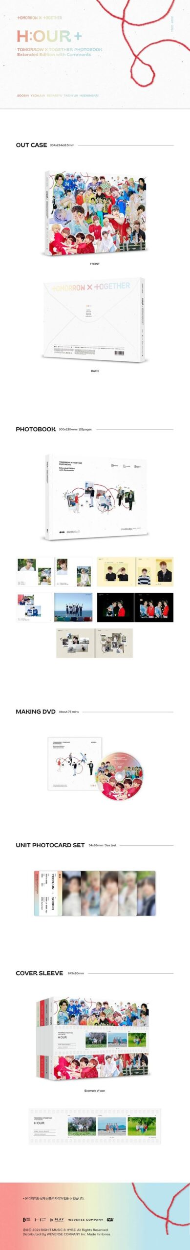 TXT The 3rd Photobook HOUR In Suncheon 2.1