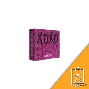 1st Album JEON SOMI XOXO Kit Ver