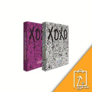 1st Album JEON SOMI XOXO SET Ver